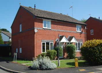 Thumbnail 3 bed semi-detached house for sale in Springfield Road, Alcester