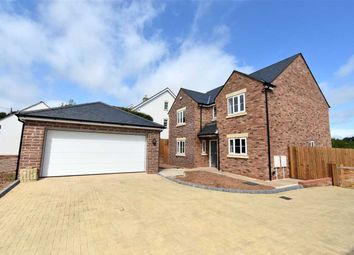 Thumbnail 4 bed detached house for sale in Mounton Court, Shirenewton, Chepstow