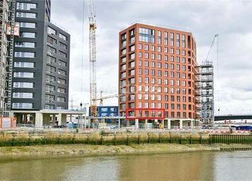 Thumbnail 1 bed flat for sale in Kent Building, London City Island, Canary Wharf