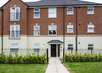 Thumbnail 2 bed flat for sale in Roseway Avenue, Cadishead, Manchester