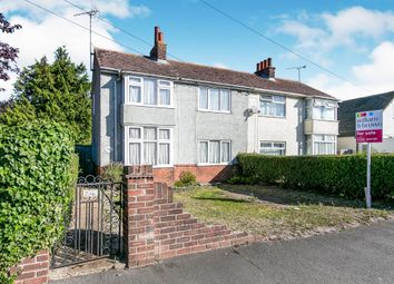 Thumbnail 3 bedroom semi-detached house for sale in Main Road, Dovercourt, Harwich