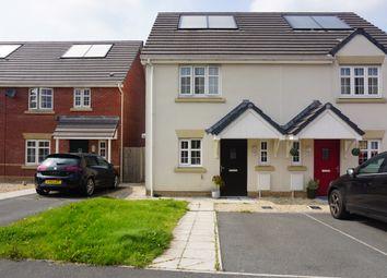 Thumbnail 2 bed semi-detached house for sale in Clos Y Gwendraeth, Gorslas, Llanelli