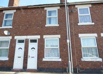 Thumbnail 2 bedroom terraced house for sale in Oldfield Street, Fenton, Stoke-On-Trent