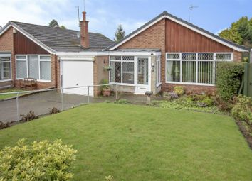 Thumbnail 2 bed detached bungalow for sale in Russley Road, Bramcote, Nottingham