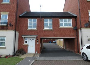 2 bed flat for sale in Avocet Place, Warsop Vale, Mansfield, Nottinghamshire NG20