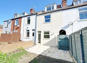 Thumbnail 2 bed terraced house to rent in Field View, Chesterfield, Derbyshire