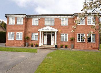 Thumbnail 2 bed flat for sale in Flat 3, Sandmoor Lane, Leeds