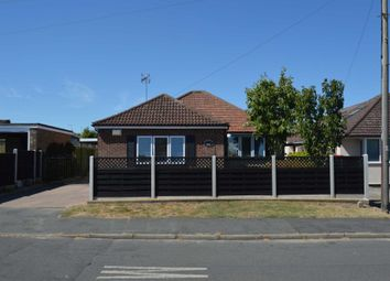 Thumbnail 4 bed detached bungalow for sale in Olive Road, New Costessey, Norwich