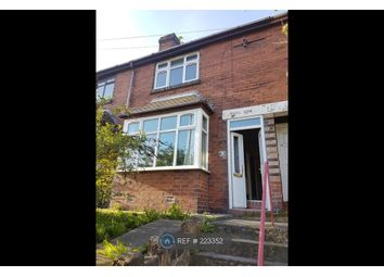 Thumbnail 2 bed terraced house to rent in Moorland Road, Stoke On Trent