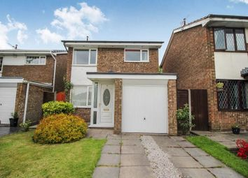 Thumbnail 3 bed detached house to rent in Ashness Close, Fulwood, Preston