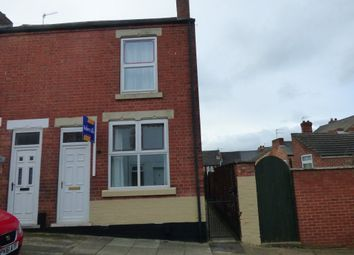 Thumbnail 2 bed semi-detached house to rent in Lawrence Street, Stapleford, Nottingham