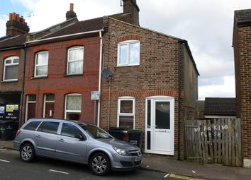 Thumbnail 2 bedroom end terrace house for sale in Arthur Street, Luton