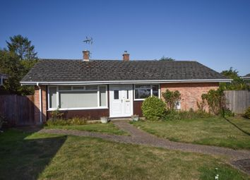 Thumbnail 2 bed detached bungalow for sale in Holland Park, Cheveley, Newmarket