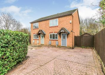2 bed semi-detached house for sale in Hatfield Close, Wellingborough NN8