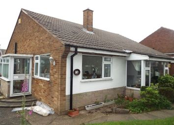 Thumbnail 2 bed bungalow to rent in Conway Close, Mansfield