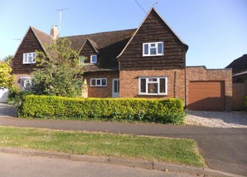 Thumbnail 2 bed semi-detached house for sale in Sandy Lane, Shrivenham, Swindon