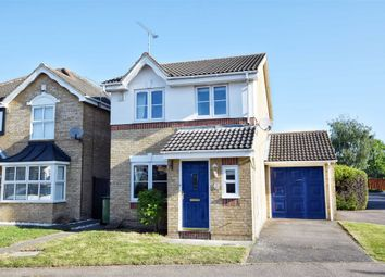 Thumbnail 3 bed detached house to rent in Norwood Road, Cheshunt, Hertfordshire