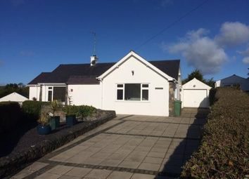 Thumbnail 4 bed bungalow for sale in White House Drive, Abersoch, Gwynedd