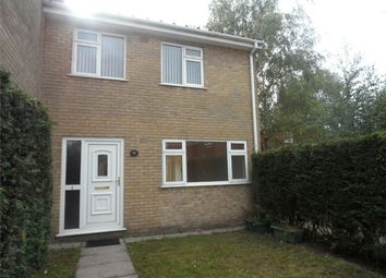 Thumbnail 3 bedroom end terrace house to rent in Dunmow Court, Offerton, Stockport, Cheshire