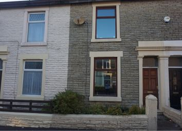 Thumbnail 3 bed terraced house to rent in Newton Street, Darwen