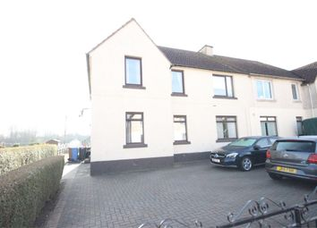 Thumbnail 3 bed flat for sale in 26 Factory Road, Cowdenbeath, Fife