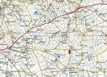 Thumbnail Land for sale in Land Near Penbontbren, Glynarthen, Llandysul, Ceredigion