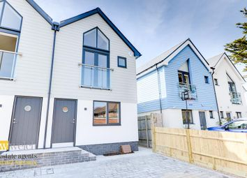 Thumbnail 3 bed semi-detached house for sale in Eirene Avenue, Goring By Sea, West Sussex