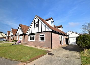 Thumbnail 3 bed detached house for sale in Norwood, Thornhill, Cardiff.
