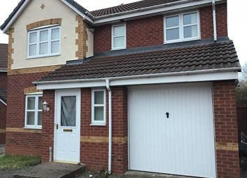 Thumbnail 4 bed detached house to rent in Guestwick Green, Hamilton, Leicester, Leicestershire