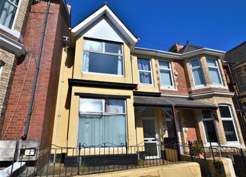 6 bed terraced house for sale in Mount Gould Road, Plymouth PL4