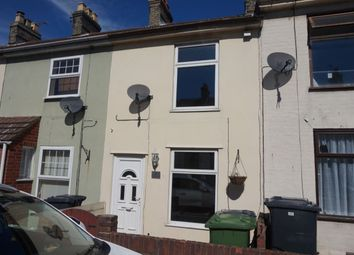 Thumbnail 2 bedroom terraced house to rent in Trafalgar Road East, Gorleston, Great Yarmouth