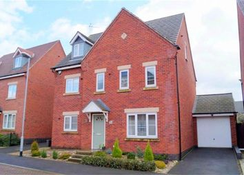 Thumbnail 5 bedroom detached house for sale in Linnet Close, Kirkby-In-Ashfield, Nottingham
