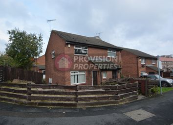 Thumbnail 2 bed semi-detached house to rent in Well Close Rise, City Centre, Leeds