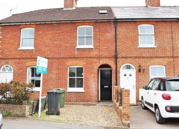 Thumbnail 3 bed terraced house to rent in Station Road, Shalford, Guildford