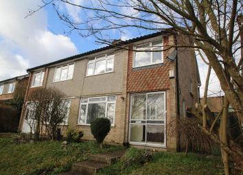 Thumbnail 3 bed end terrace house to rent in Telford Way, High Wycombe
