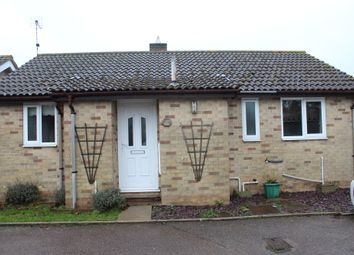 Thumbnail 2 bed detached bungalow to rent in Maltings Close, Diss