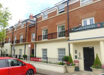 Thumbnail 2 bed flat for sale in Dairy Walk, Hartley Wintney, Hook