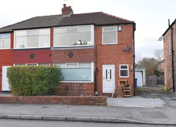 Thumbnail 3 bed semi-detached house for sale in Ilfracombe Road, Offerton, Stockport