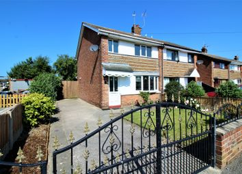 Thumbnail 3 bed semi-detached house for sale in Halton Avenue, Thornton-Cleveleys