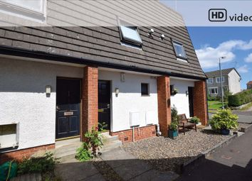 Thumbnail 1 bed terraced house for sale in Maybole Crescent, Newton Mearns, Glasgow