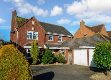 Thumbnail 4 bed detached house for sale in Alderman Way, Weston Under Wetherley, Leamington Spa