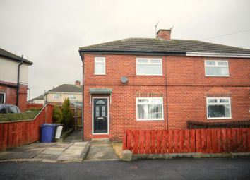 Thumbnail 2 bedroom semi-detached house for sale in Hexham Road, Throckley, Newcastle Upon Tyne