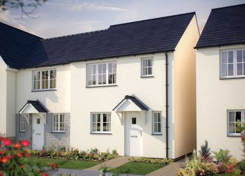 "Thumbnail 3 bedroom semi-detached house for sale in ""The Southwold"" at Humphry Davy Lane, Hayle"