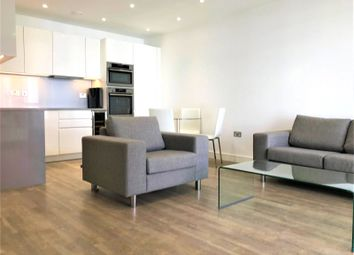 Thumbnail 1 bed flat to rent in Collett House, Nine Elms Point, Vauxhall, London