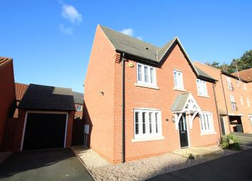 Thumbnail 3 bed detached house for sale in Montrose Grove, Greylees, Sleaford