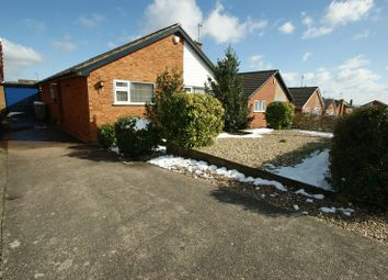 Thumbnail 2 bed detached bungalow for sale in Green Bank, Rainworth, Mansfield
