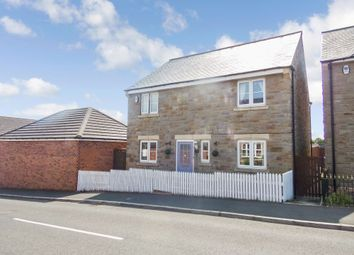 Thumbnail 4 bed detached house for sale in Tyelaw Meadows, Shilbottle, Alnwick