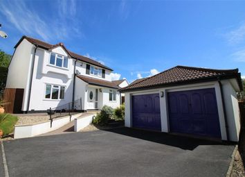 Thumbnail 4 bed detached house for sale in Meadowsweet Lane, Roundswell, Barnstaple