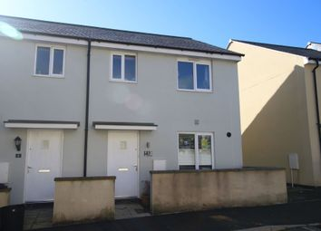 Thumbnail 3 bed end terrace house for sale in Kingston Way, Mabe Burnthouse, Penryn