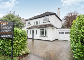 Thumbnail 4 bed detached house for sale in Westfield Lane, Swanland, North Ferriby